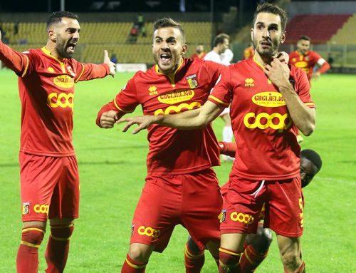 Tre gol al Catania. Il Catanzaro scaccia la crisi?
