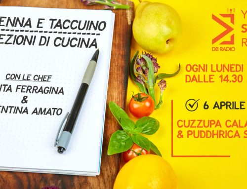 Penna e Taccuino: cuzzupa calabrese e puddhrica salentina