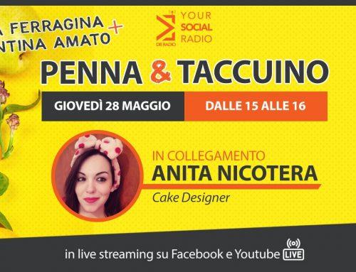 Penna e Taccuino: Fior di Cupcakes [VIDEO + RICETTA]