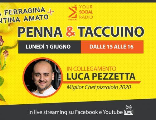 Penna e Taccuino: la Pizza Romana [VIDEO + RICETTA]