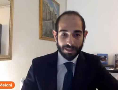 Matteo Meloni a DB Social: «Ritengo la pena di morte una barbarie»