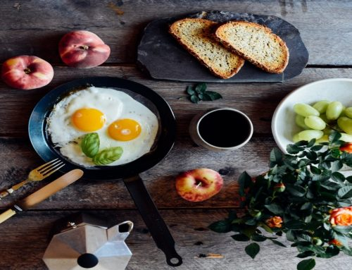 La colazione salata